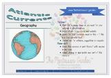 Geography Nomenclature: Atlantic Currents