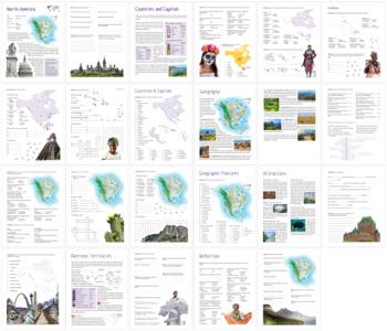 Geography - North America