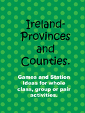 Geography Of Ireland: Counties
