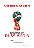 Geography Of Sport: FIFA World Cup 2018 Russia
