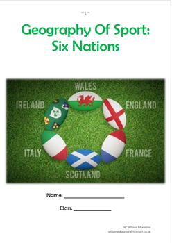 Geography Of Sport: Six Nations