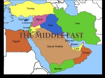 Geography - PPT Region