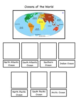 Geography Pack 1