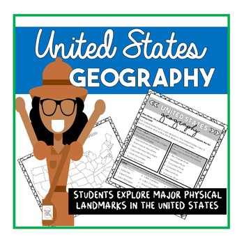 Geography: Physical Landmarks in the United States