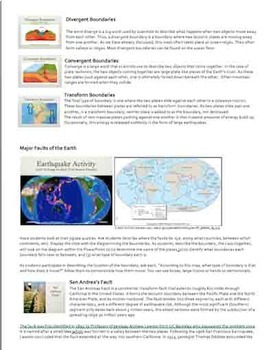 Geography: Plate Tectonics and Continental Drift