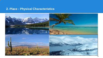Geography - PowerPoint Bundle