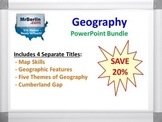 Geography PowerPoint Bundle
