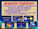Geography PowerPoint: Regions of the United States (Places