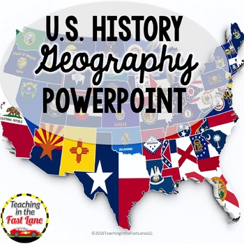 Geography PowerPoint (U.S. History)