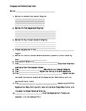 Geography/Products Study Guide
