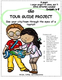 Geography Project: Be a Tour Guide in Your Home Town/City (Place)