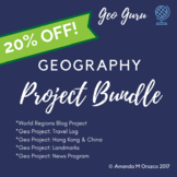 Geography Project Bundle
