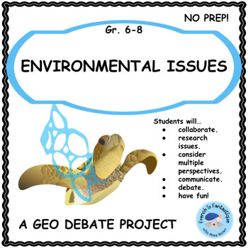 Geography Project: Environmental Issues Debates