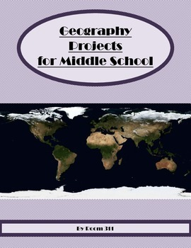 Geography Projects for Middle School