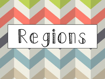 World Geography: Regions