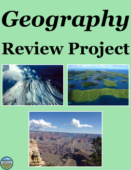 Geography Review Project