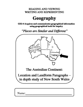 Geography - S2 - Places Are Similar And Different - 02 Geographical Locations