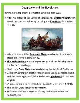 Geography- Settlement Effects PowerPoint and Interactive Notes-SS CC
