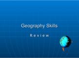 Geography Skills Bundle