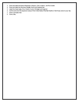 Geography Skills Guided Notes and Activities