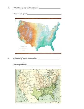 Geography Skills - Studyguide
