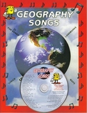 Geography Songs CD Kit by Kathy Troxel / Audio Memory