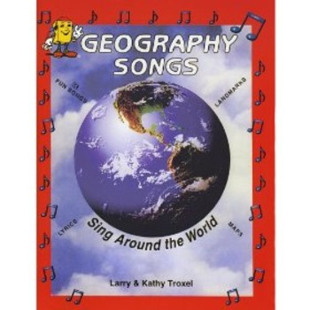 Geography Songs Preview mp3 by Kathy Troxel / Audio Memory