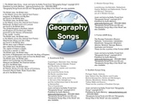 """Geography Songs"" lyrics pdf by Kathy Troxel"