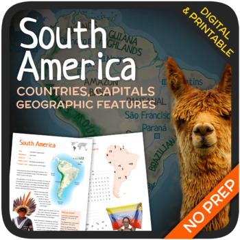 Geography - South America