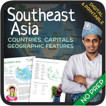 Geography - Southeast Asia