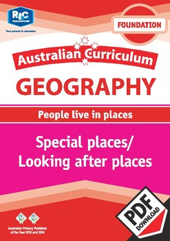 Geography: Special places / Looking after places – Foundation