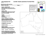 Geography Stars - Learn about Australia and Other Oceania