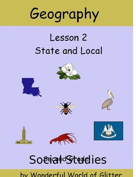 Geography State and Local Packet