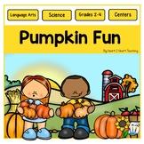 Fall Activities - Pumpkin Activities for Science Centers
