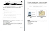 Geography Terms Book PowerPoint Project