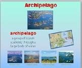 Geography Terms PowerPoint Grades 5-6