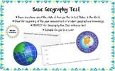 Geography Test Google Quiz!