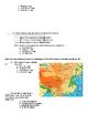 Geography Test (Grade 6 Social Studies Framework Alligned)