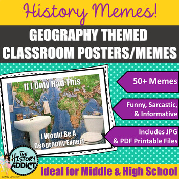 Funny Classroom Posters & Worksheets | Teachers Pay Teachers