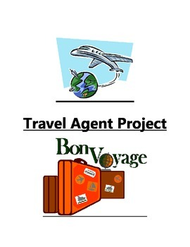 Geography Travel Agent Project
