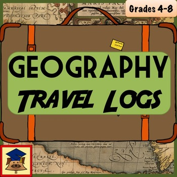 Geography Travel Journal