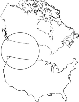 Geography USA and Canada Review
