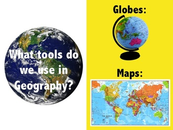 Geography Unit Intro Lesson