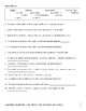 Geography Unit Study Guide (S.S. Framework Aligned)
