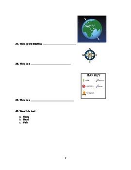Geography Unit Test