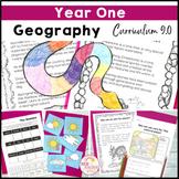 Geography Year 1 Australian Curriculum HASS