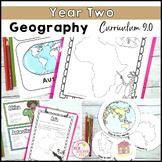 Geography Year 2 Australian Curriculum HASS