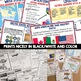 Geography United States and Canada Anchor Charts