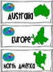 Geography Visual Vocabulary Cards
