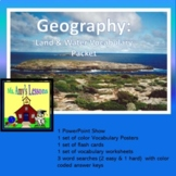 Geography Vocabulary Powerpoint